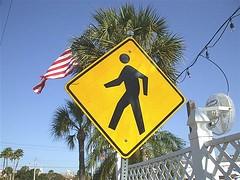 blog pedestrian