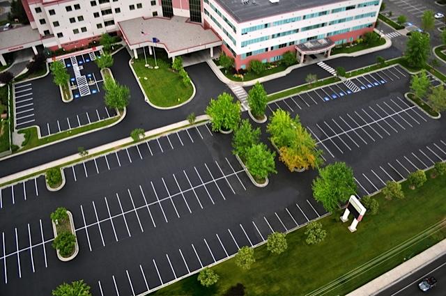 Parking Lot Design In Orlando Florida 407 814 7400