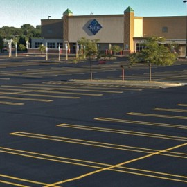 Parking Lot Design in Orlando Florida