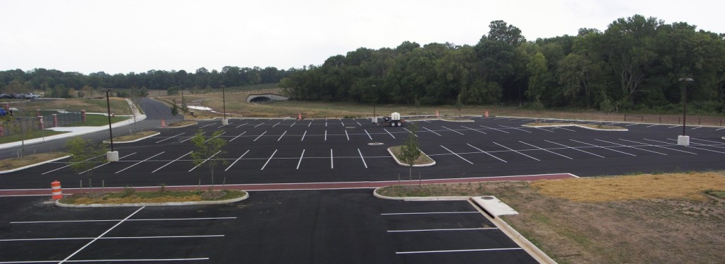 Design Standards For Parking Lot Striping In Florida