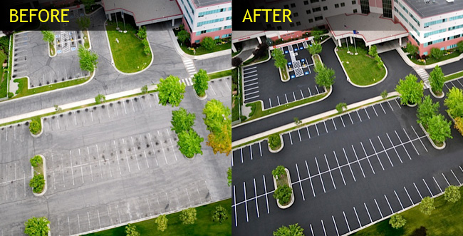 Parking Lot Design In Orlando Florida 407 814 7400